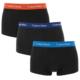 BOXERI CALVIN KLEIN orange, albastru, bleu
