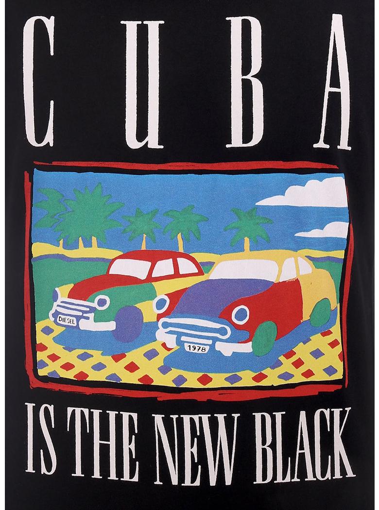 TRICOU DIESEL T-JOE CUBAN CARS